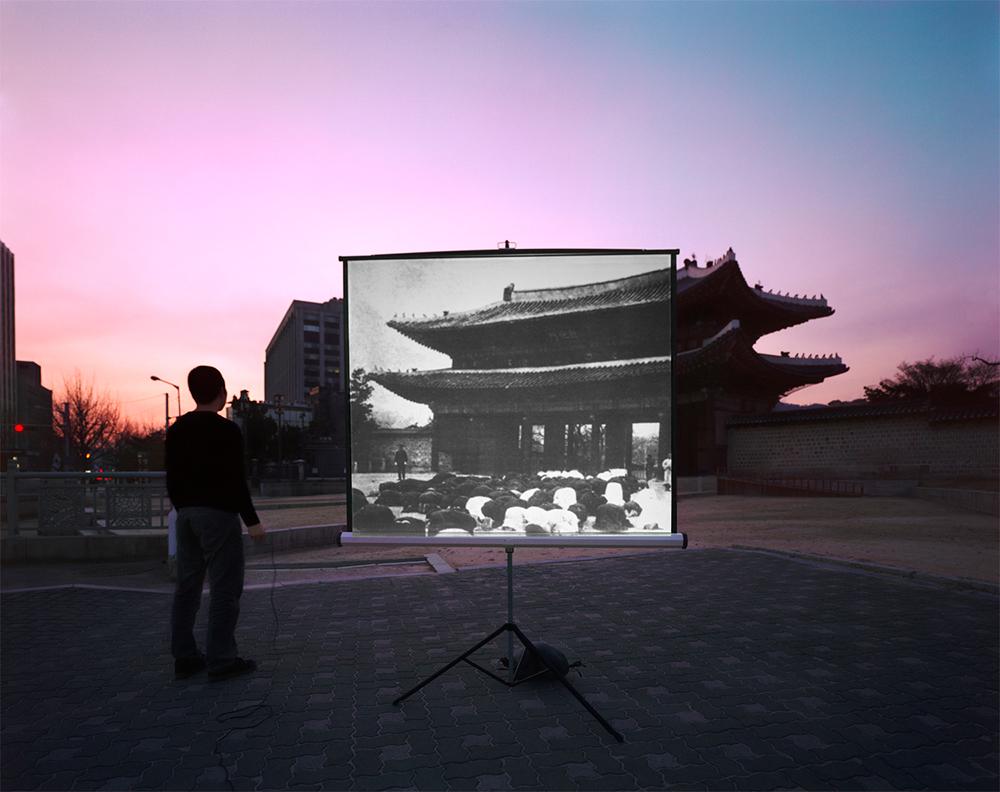 historic present010_Donhwamun(Main gate of Changdeok Palace)