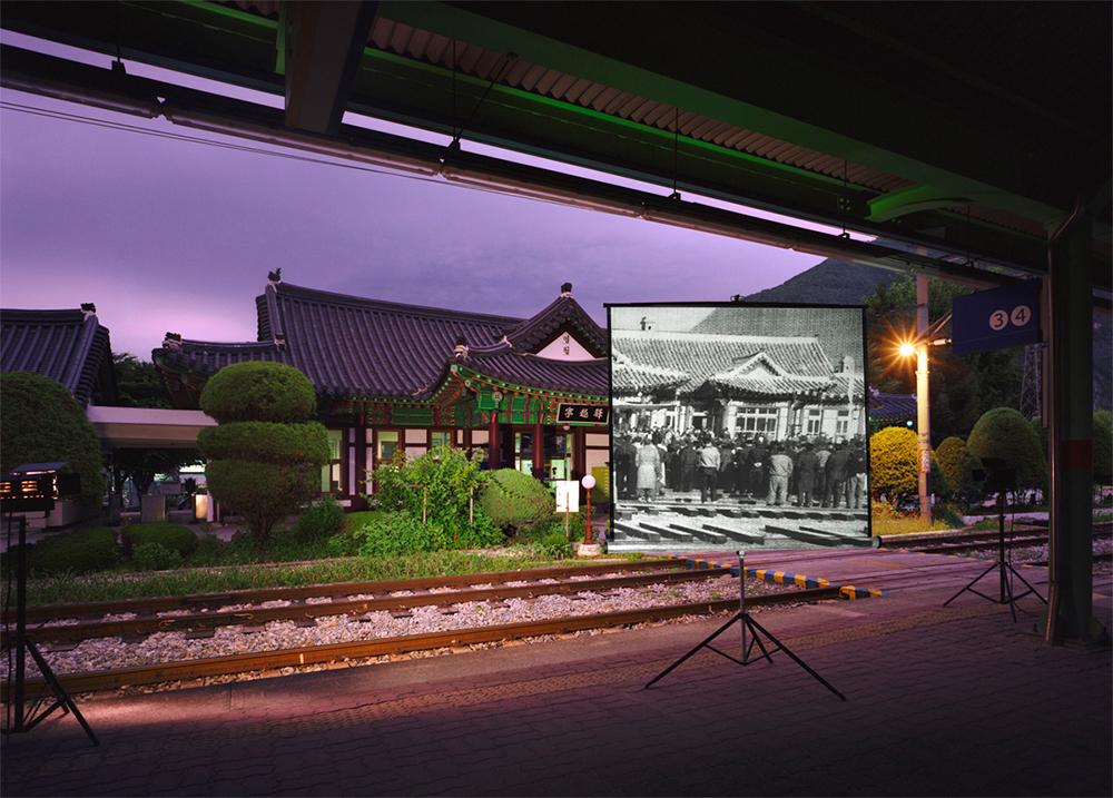 historic present023_Yeongwol Station