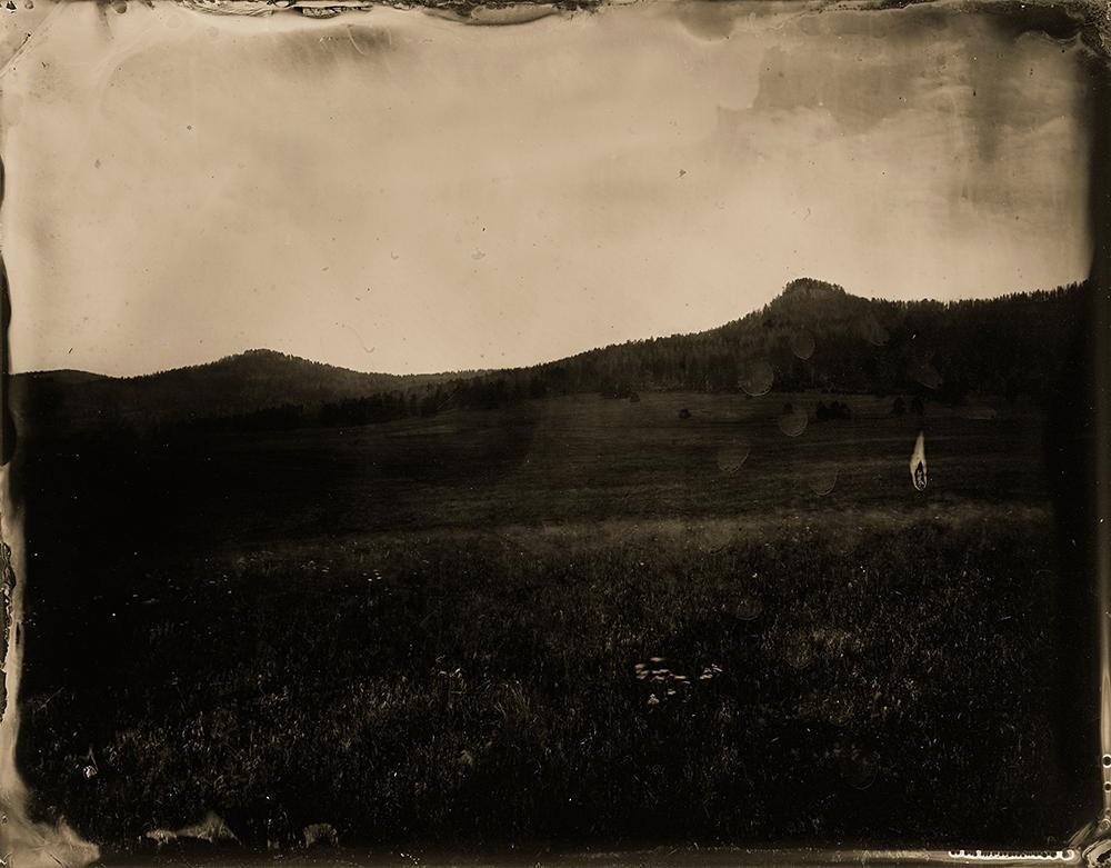 Tintypes of Western South Dakota by Aaron C Packard