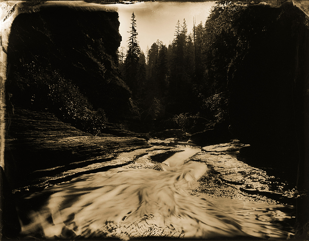 Tintypes of Western South Dakota by Aaron C Packard