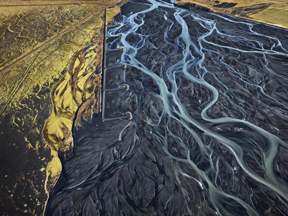 Burtynsky_Water_10_Erosion Control_Iceland