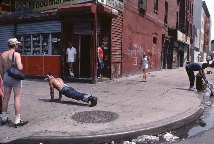 Push Ups El Barrio