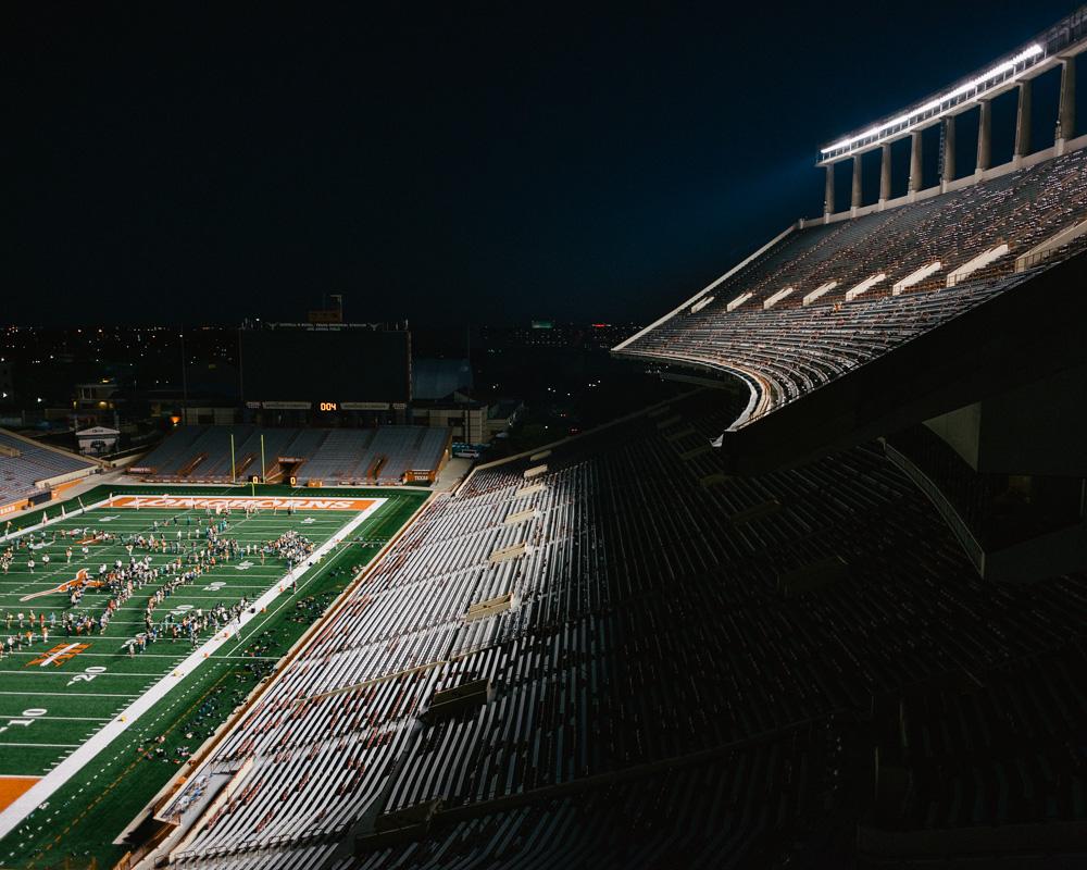 09 - Stadium Night Rehearsal