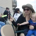 Echo and Ruby Selfie at Horseman's Park
