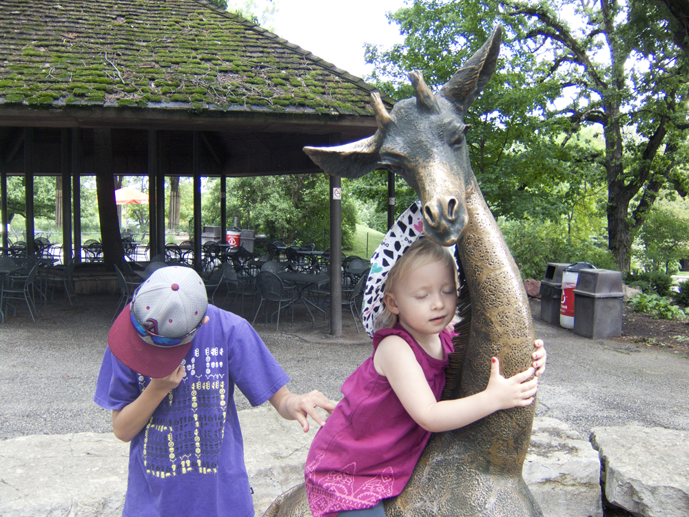 Nick and Norah at the Zoo