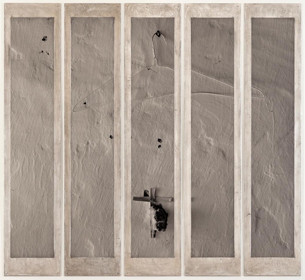 plates 07f.167 Hanger, Cross, and Wall. Pueblo Nuevo,  TXj