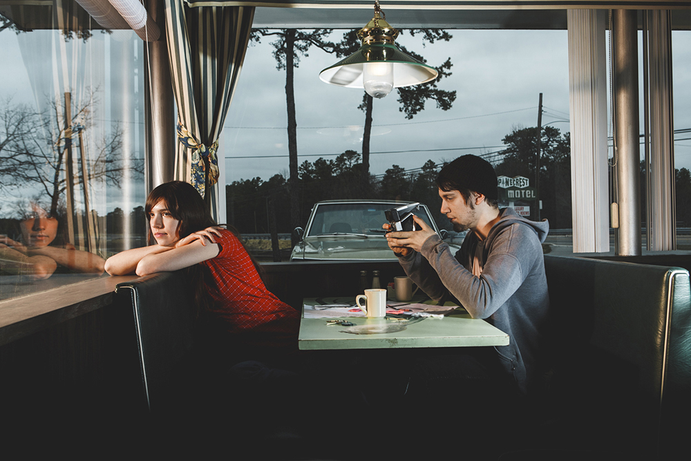 Roadtrips, feature story, for Two.One.Five Magazine , Philadelphia,  PA.  Image by Nadine Rovner/©Wonderful Machine Inc.