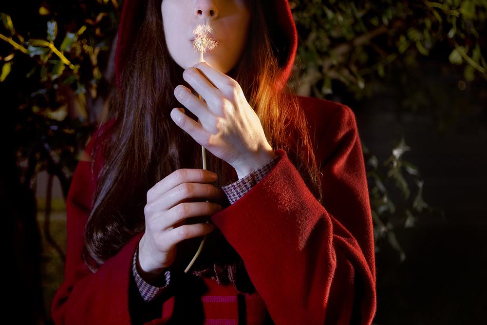 Alisha Ellyn Rocchino; test shoot; Cherry Hill, NJ  Image by Nadine Rovner/©Wonderful Machine Inc.