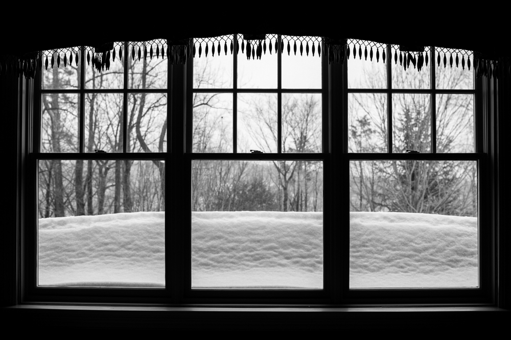 The Borowick home was no longer a home, without Laurel and Howie. It had the essence of the life that took place there, but now stood vacant and still. Chappaqua, New York. March, 2015.