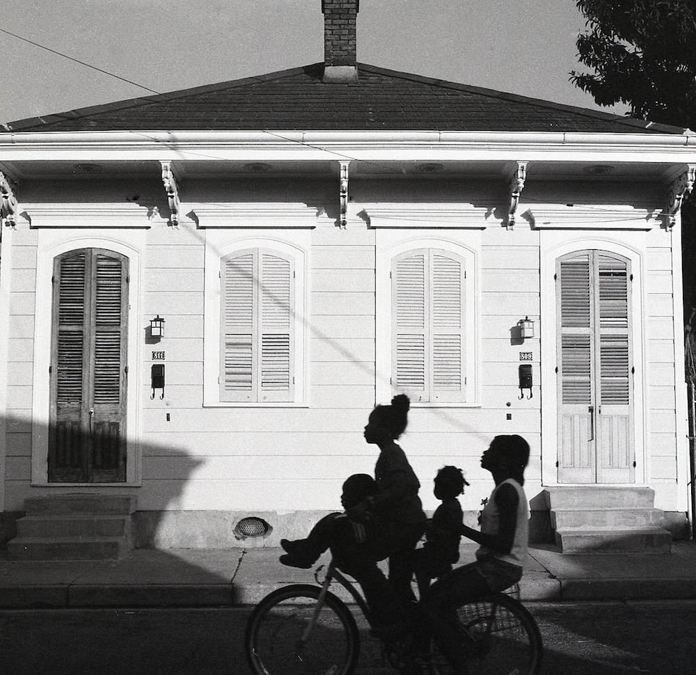 14.four on a bike,piety street new orleans