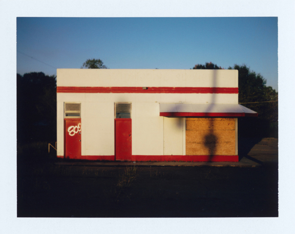Abandonded Gas Station, MS