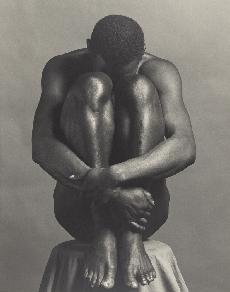 Ajitto; Robert Mapplethorpe (American, 1946 - 1989); New York, New York, United States; 1981; Gelatin silver print; 45.4 x 35.5 cm (17 7/8 x 14 in.); 2011.7.13
