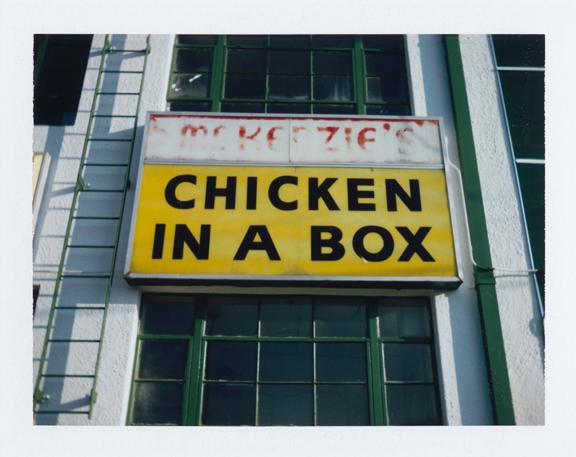 Chicken in the Box, LA