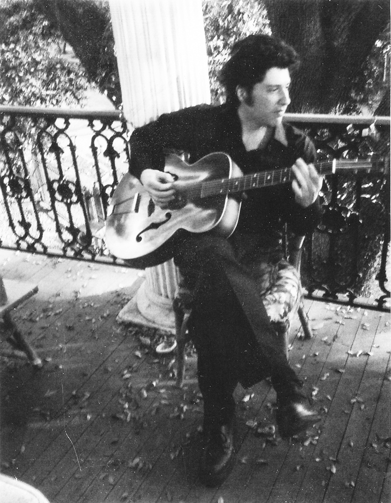 Garden District Guitarist