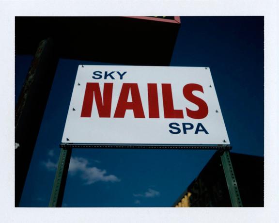 Sky Nails, LA