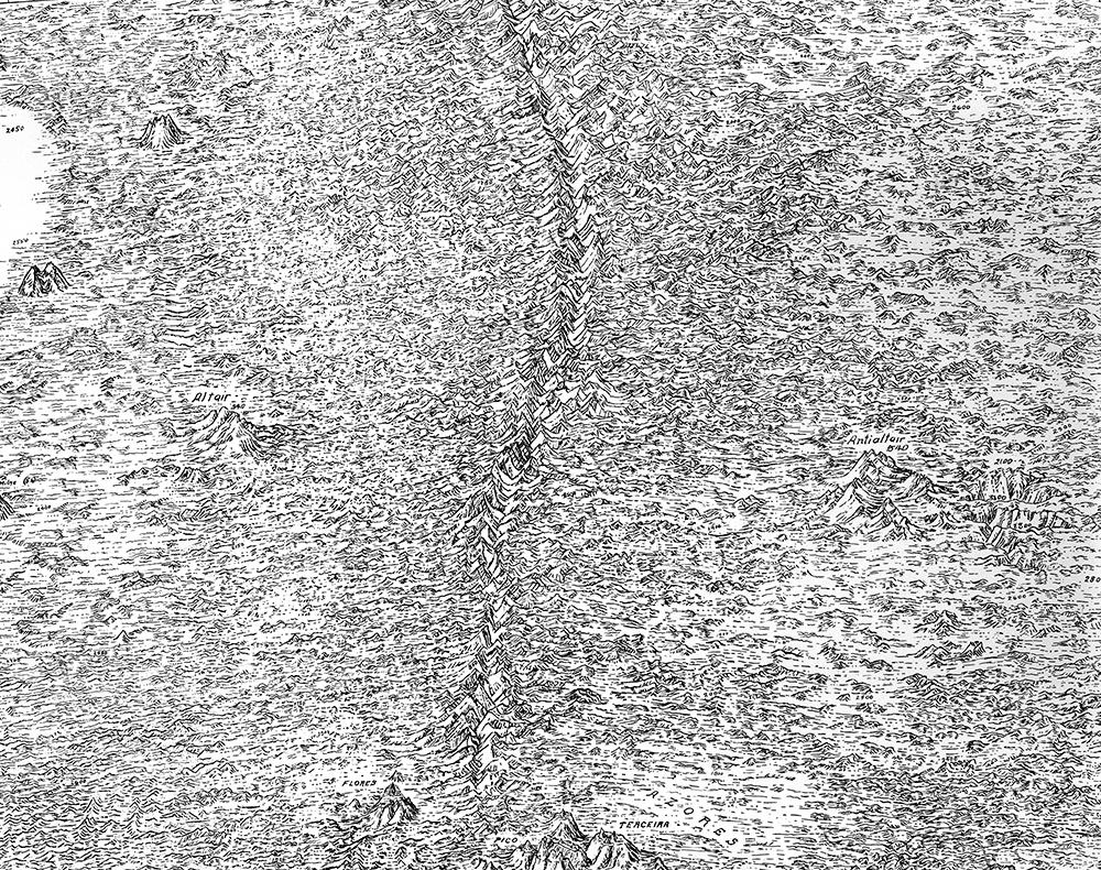 019_Unseen Mountain Range of Atlantic Sea Floor