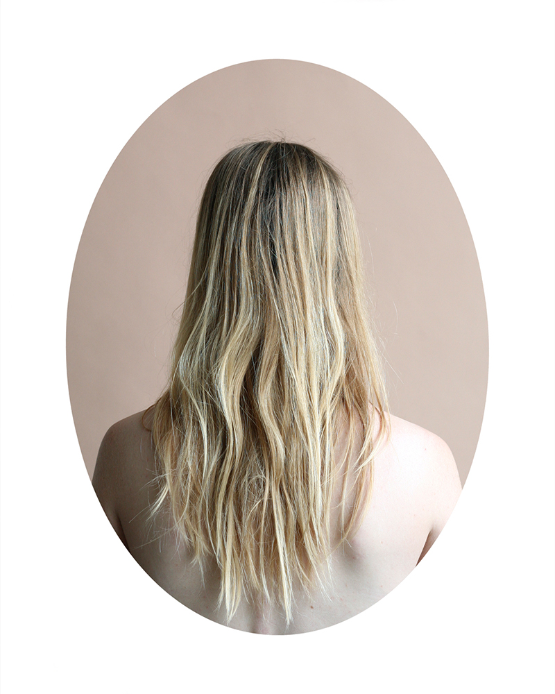 a modern hair study,  Photos by Tara Bogart
