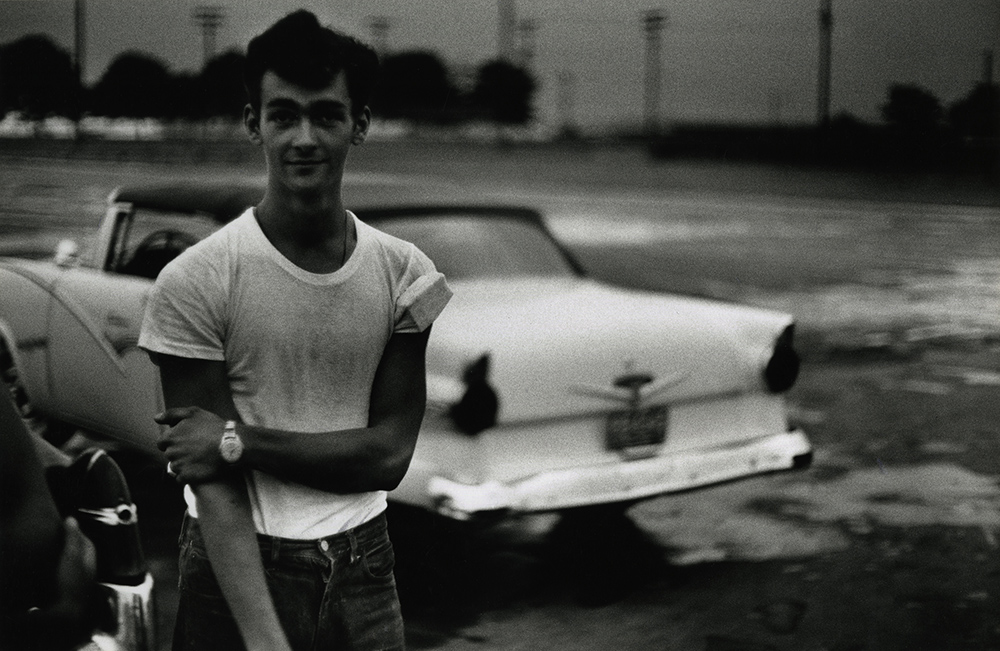 Joseph Sterling,  The Age of Adolescence, 1959-1964, vintage gelatin silver print, 8.5 x 13 inches