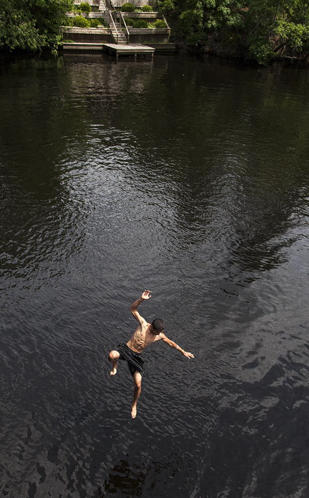 ©Barbara Snyder_Bridge Jumping_Ivanhoe North Carolina