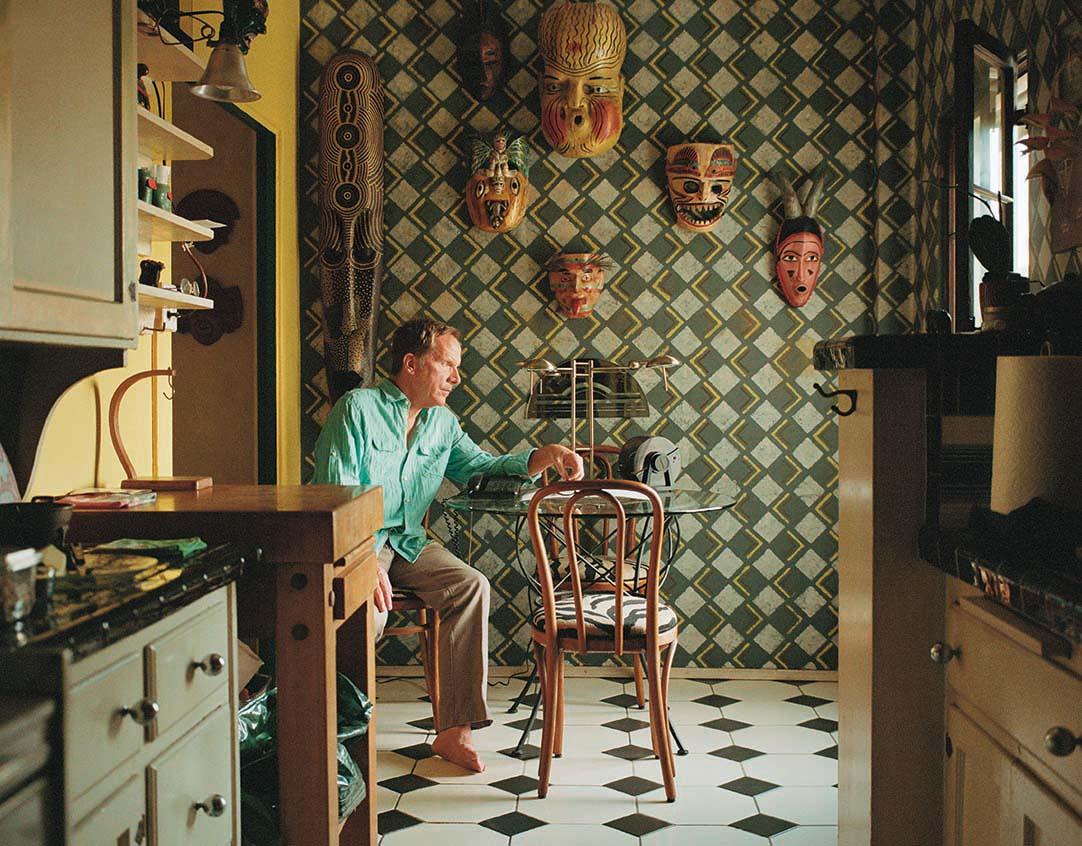 Apartment 5A Paul, Landscape Designer 26 years at the Villa Bonita