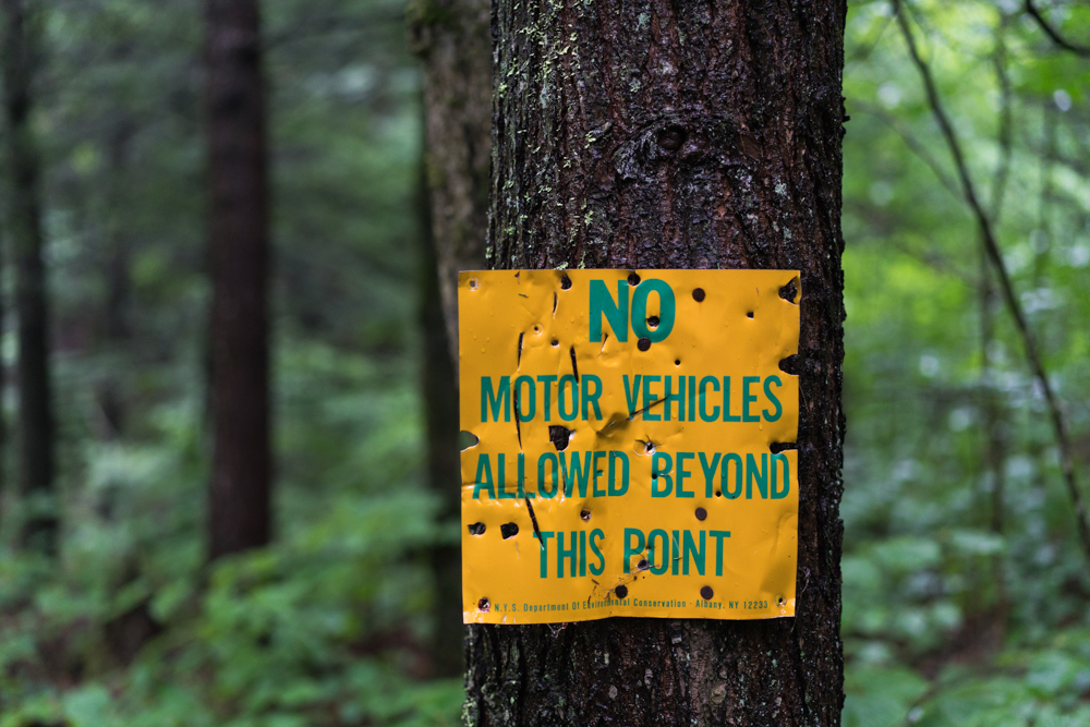 felice_simon__no_motor_vehicles__catskill_mountains__new_york_state__http___www-felicesimon-com