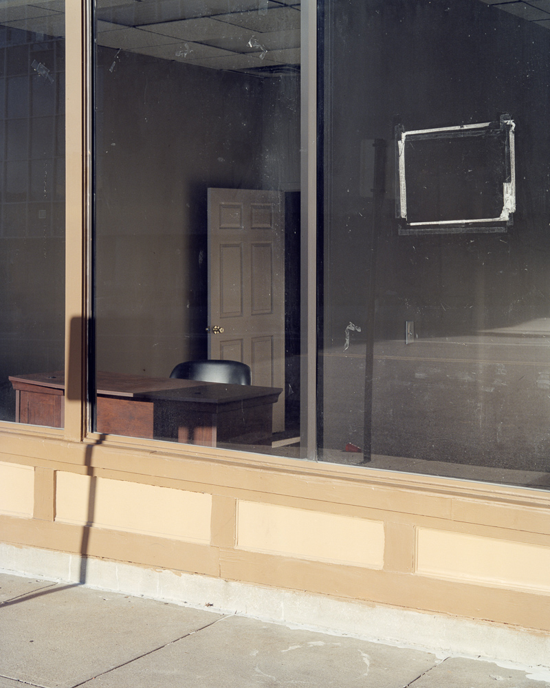 Store front - 12th and Mcgee