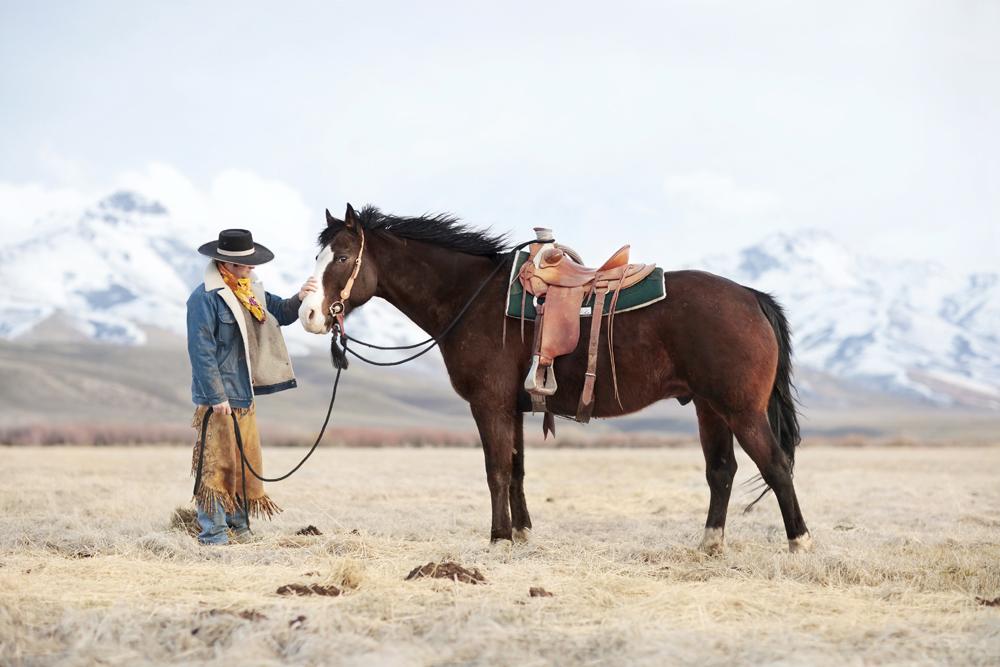 Copyright Karoliina Paatos American Cowboy