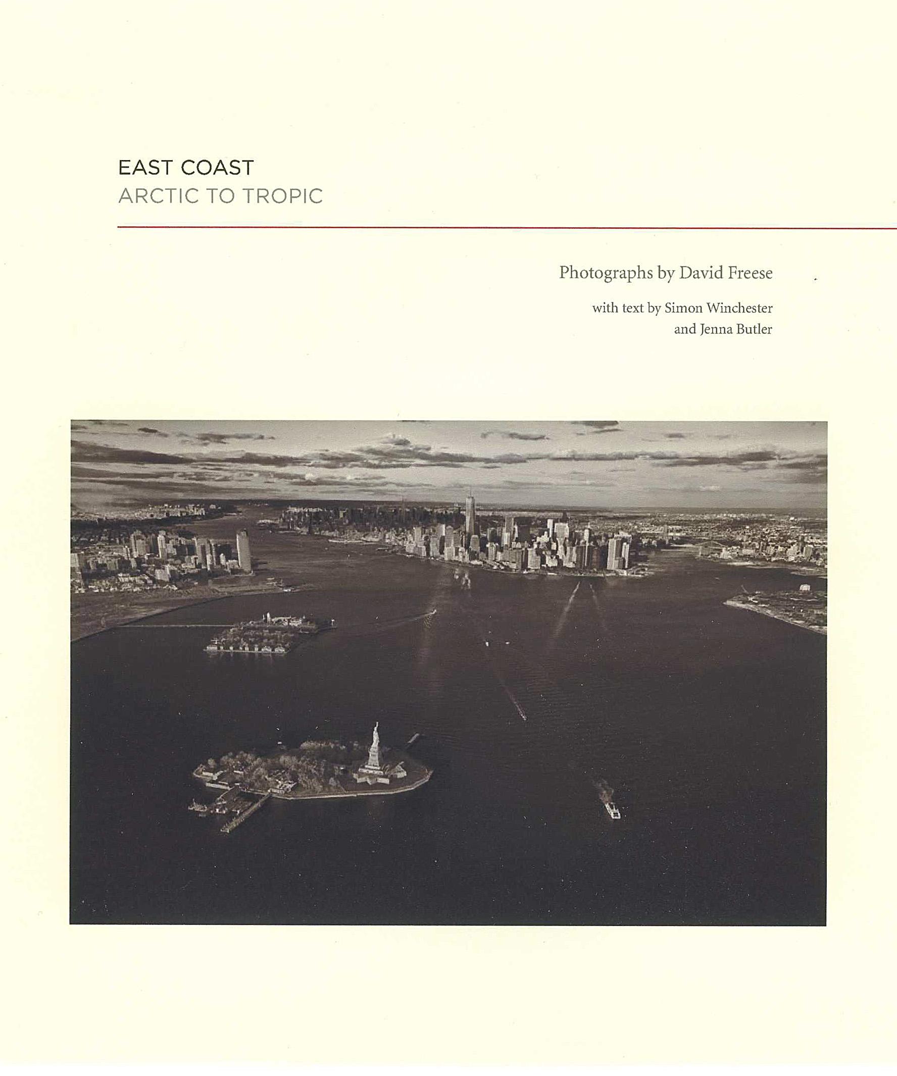 East Coast book cover002