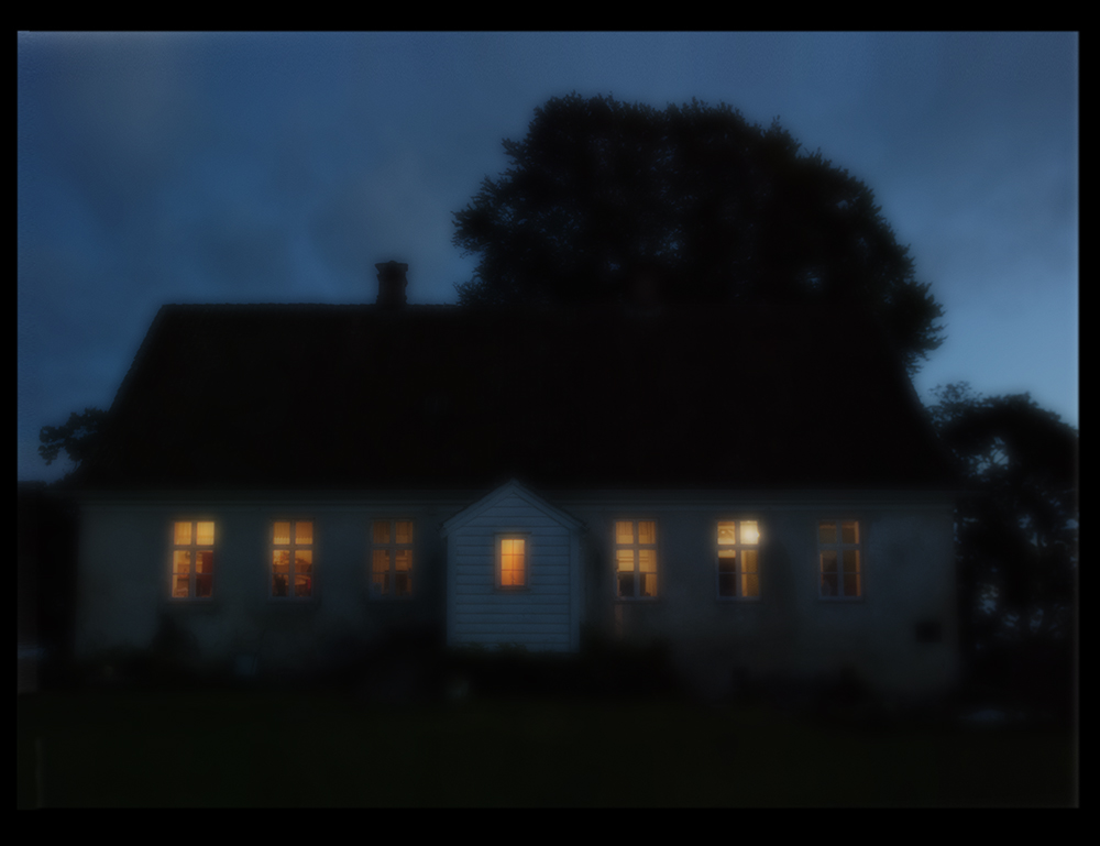 house-at-night