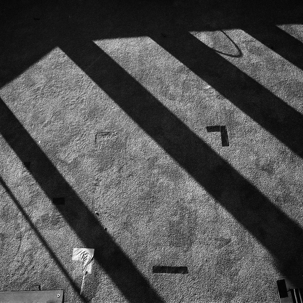 Tape marks where Barrack Obama stood the day after he took the oath as President of the United States of America in front of the U.S. Capitol building, Washington DC, USA. (Credit Image: © Louie Palu/ZUMA Press)