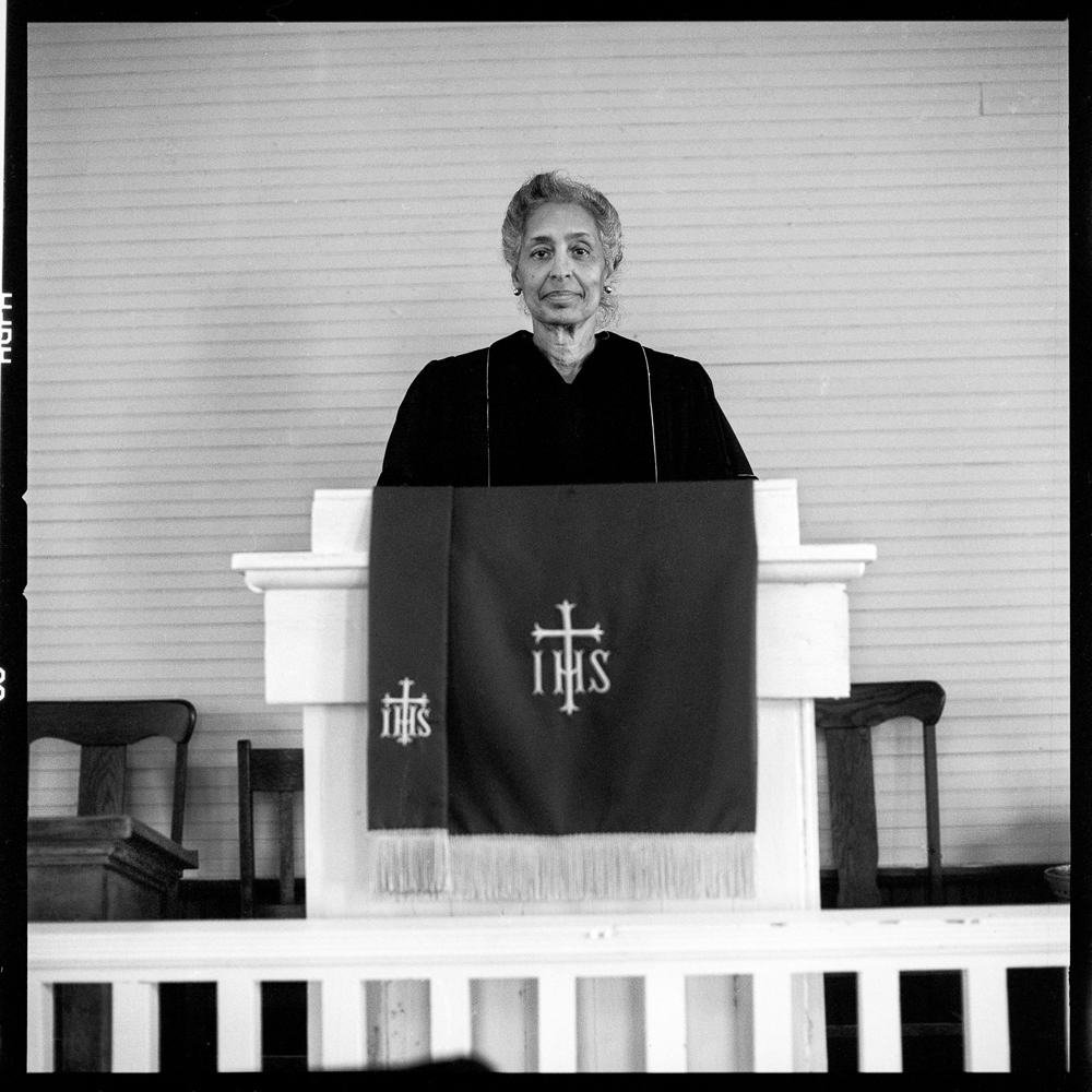 Jo A Baldwin, PhD is pastor of the AME Church in Kosciusko, Mississippi