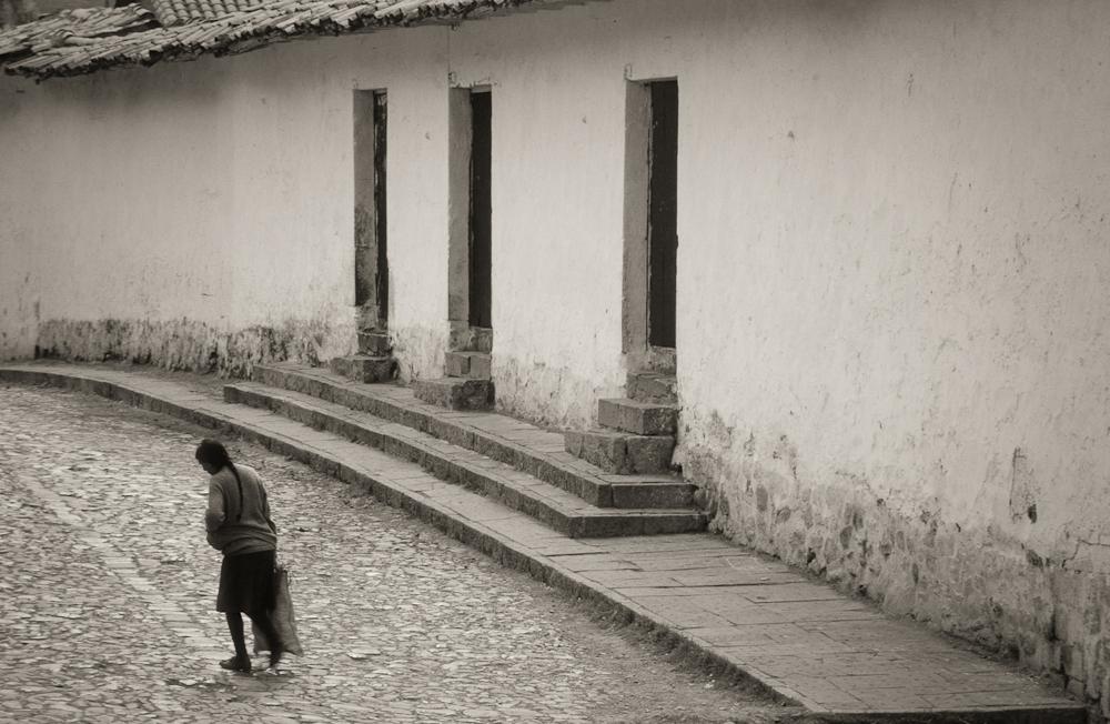 Cuzco, Perœ, 1973