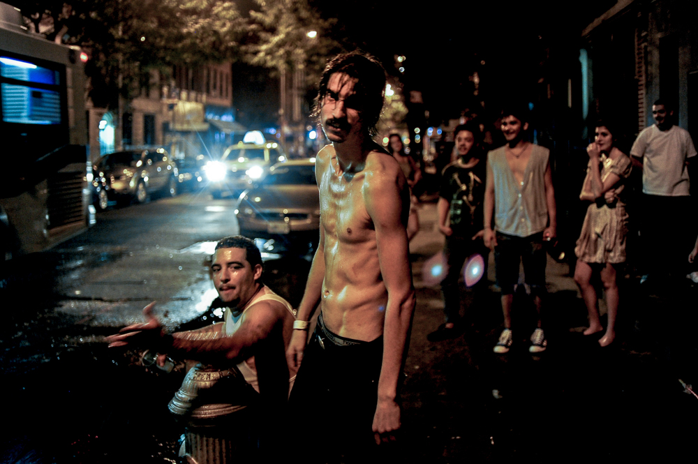 Brooklyn, New York.  2010. The Fourth of July.