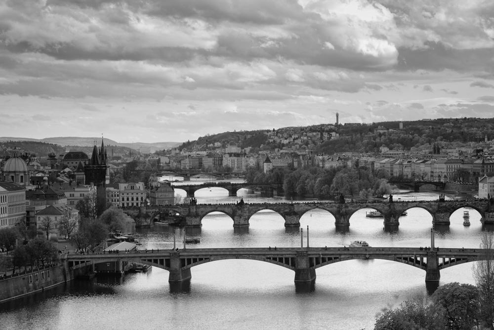 Prague Crossings