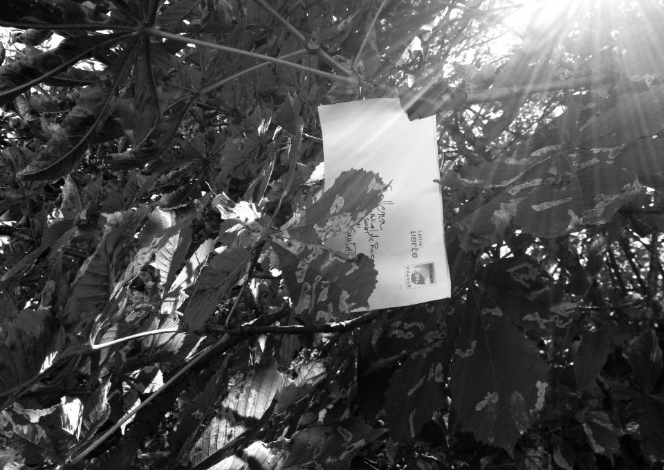©Isabella Sommati, Love Letter, France, www.isabellasommati.com