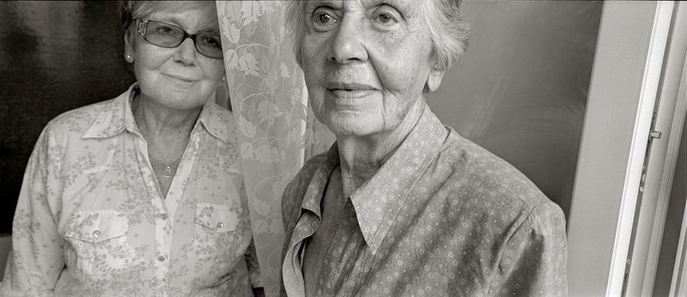 Eva and Hana Sachselova, Usti nad Labem, Czech Republic