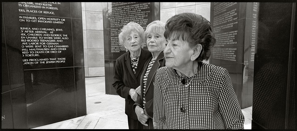 Sisters Sally, Regina, & Ruth, Los Angeles, California