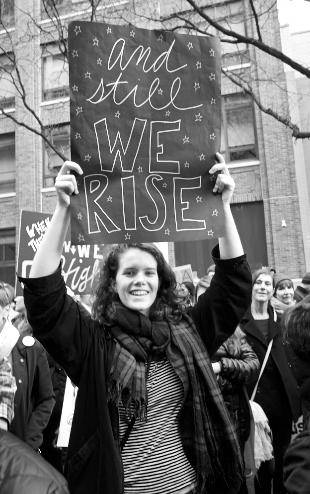 ©PaulStetzer, WomensMarch, We Rise, NY NY .jpg