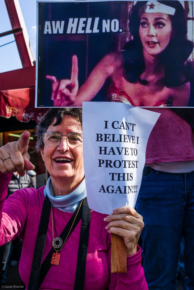 Women's March LA