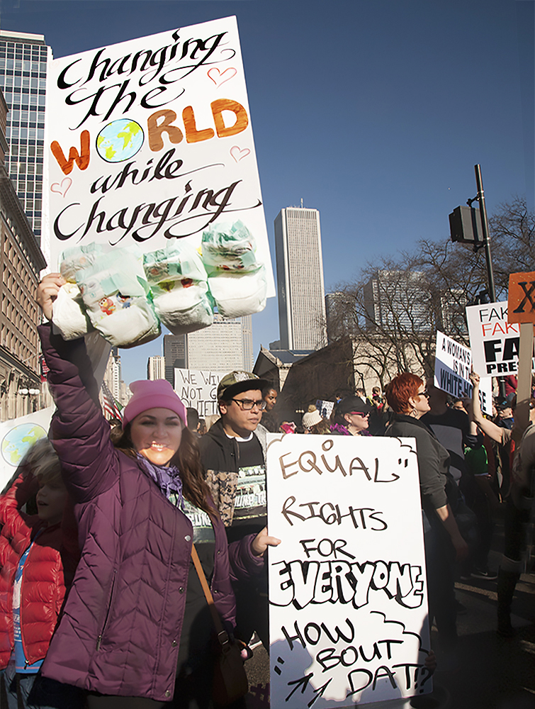 Changing Diapers Changing the World