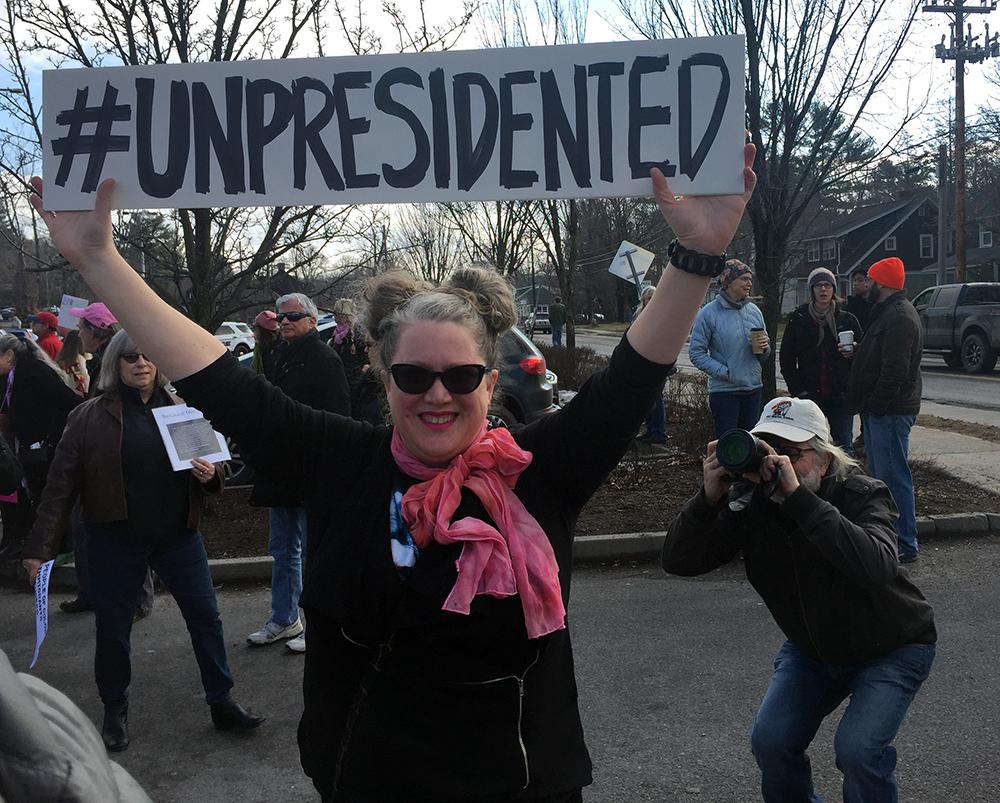 HannahFrieser_unpresidented