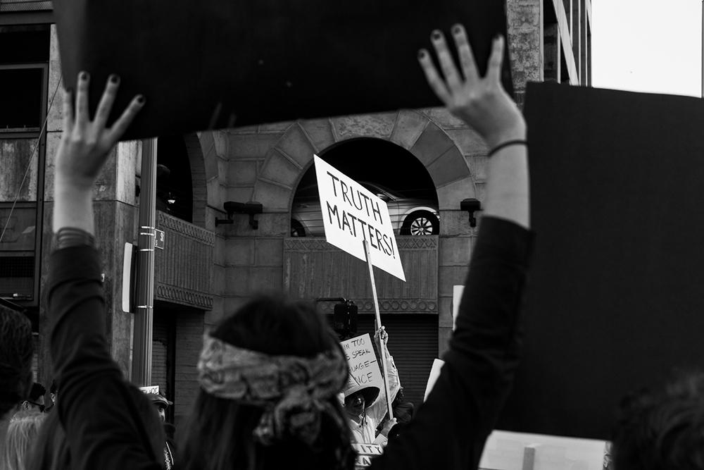 Women's March on LA
