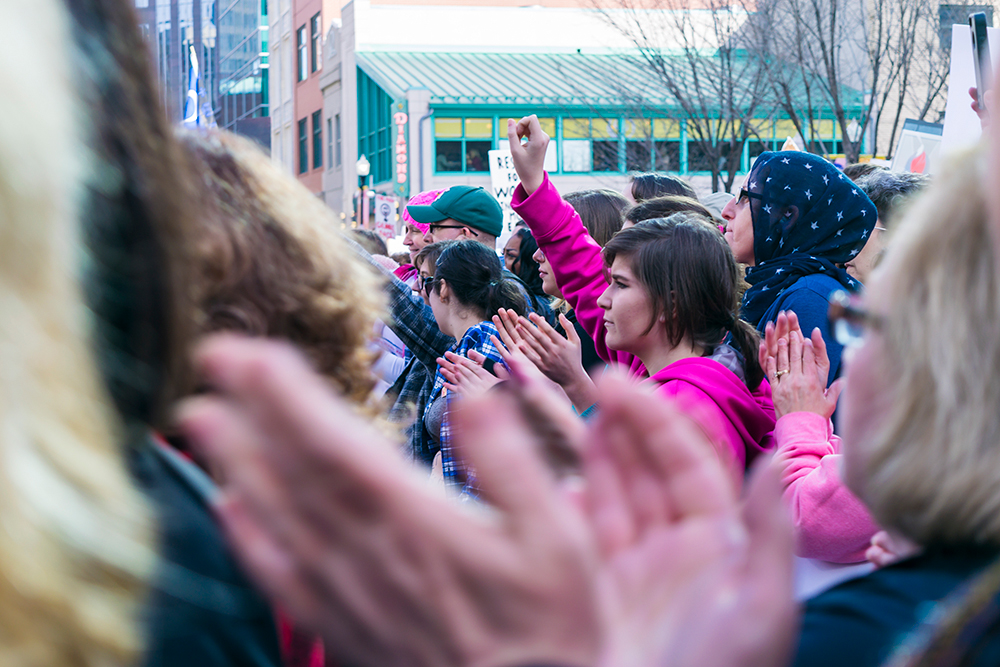 Women's March | Pittsburgh, PA | Jan 2017