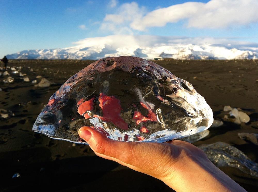 ©Margaret Hart, Reynisfjara Beach, Vik, Iceland