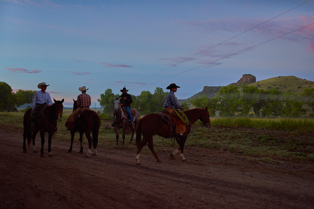 2_Cowboys at Dawn