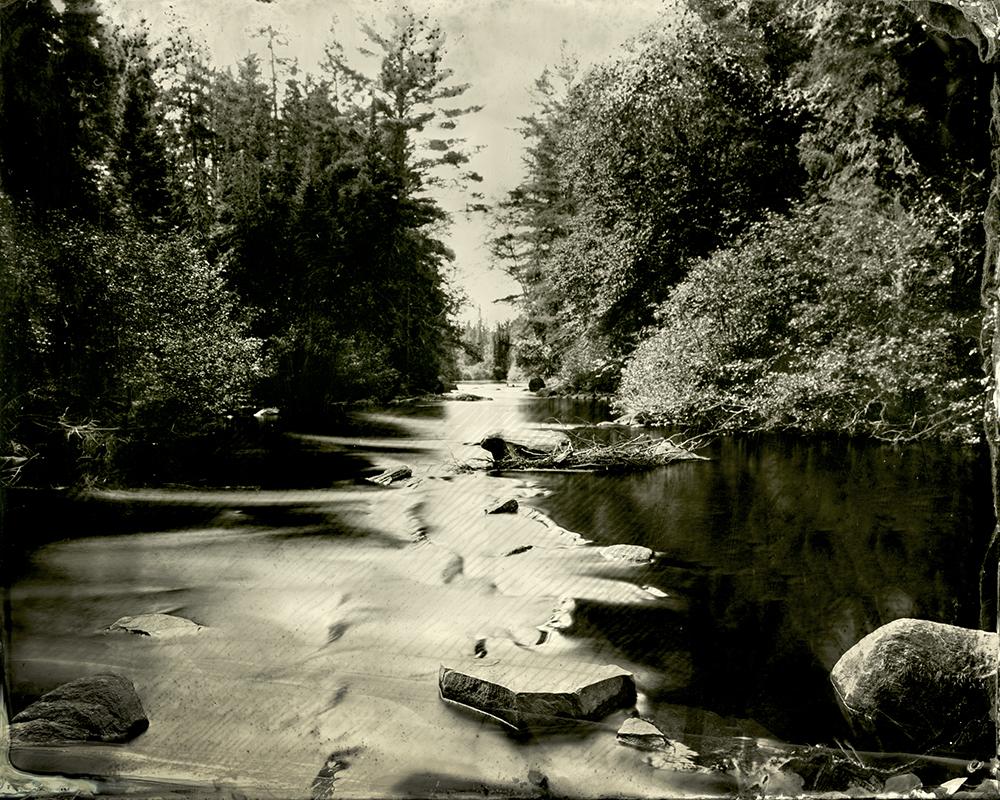 Christine Fitzgerald, Whiskey Rapids, Algonquin Park, Canada