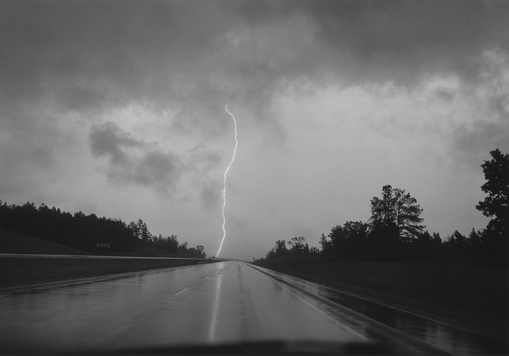 Lightning Strike, Mississippi, 1994