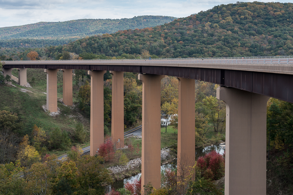 Lost River Bridge, Baker, West Virginia, 2015