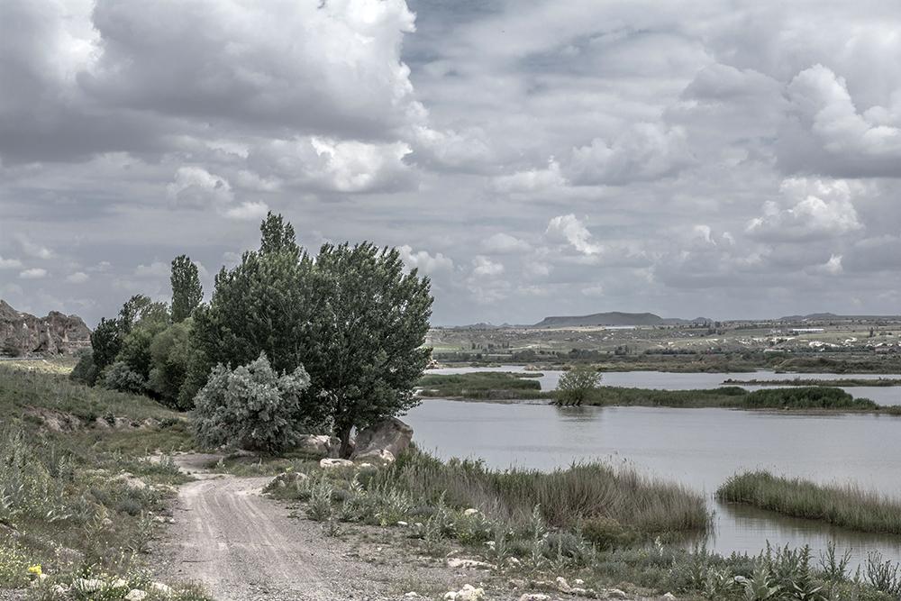 River in Cappadocia Lenscratch