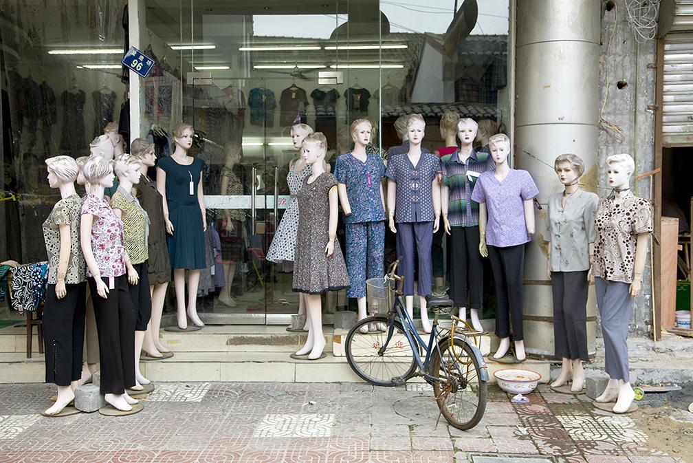 Mannequins Wenzhou 2008 ONLINE